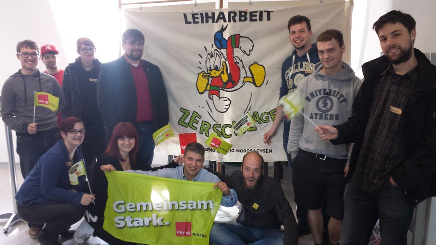 ver.di Jugend Leipzig-Nordsachsen