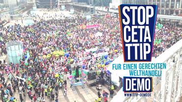 TTIP Demo 17.09.2016 Leipzig