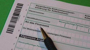 Die Lohnsteuererklärung - jedes Jahr wieder eine Herausforderung